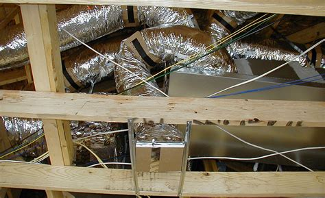residential hvac ductwork www pixshark com images proposal to limit use of flexible duct has many in hvac