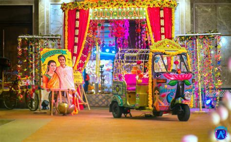 7 Quirky and Creative Uses Of An Auto Rickshaw At Your