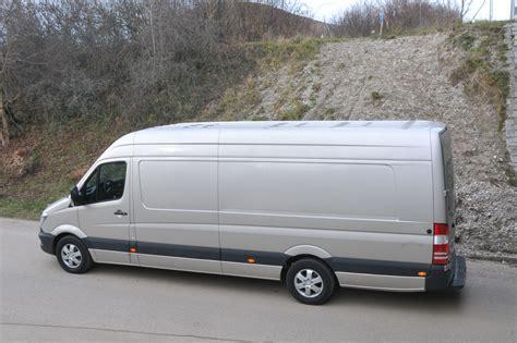 Sprinter Auto by Test Mercedes Sprinter 316 Cdi So Sicher Wie Noch