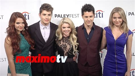 Mtv Breaks Out The Premieres All This Week by Mtv S Faking It Cast 2014 Paleyfest Fall Season Premiere