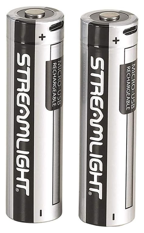 streamlight  usb rechargeable  lithium ion