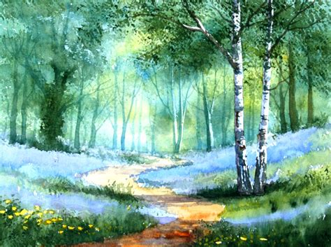 watercolor painting terry harrison watercolour journey by ian mckendrick