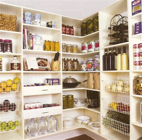 The Pantry New by Chicagoland Custom Closets Pantries