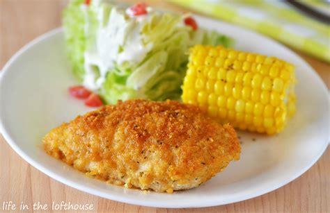 ranch crispy chicken recipe dishmaps