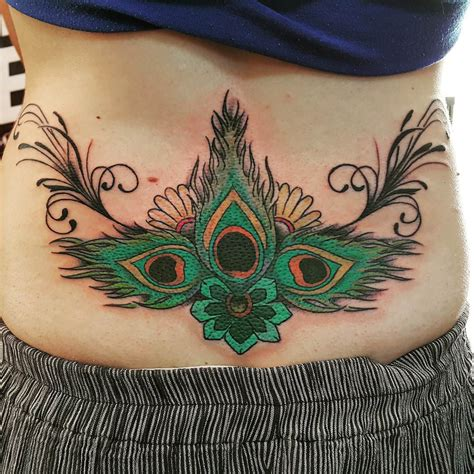 beautiful lower back tattoo designs 30 lower back tattoos designs designtrends