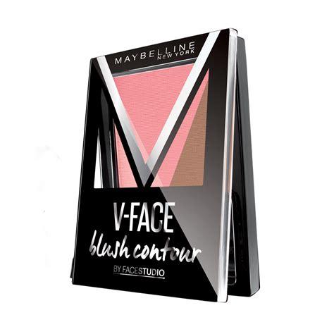 Maybelline V Blush Contour buy maybelline studio v contour blush