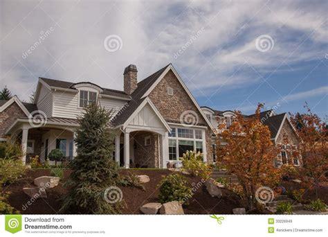 free home design shows modern executive home design stock image image 33226949