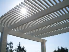 Metal Pergola by 1000 Images About Aluminium Pergolas On Pinterest