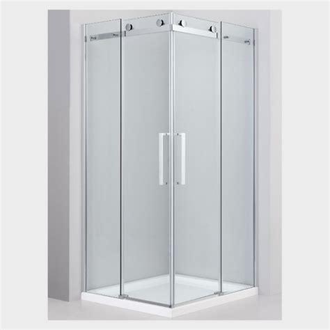 cabine doccia vetro cabina doccia anta scorrevole vetro trasparente 8 mm