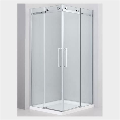 cabine doccia in vetro cabina doccia anta scorrevole vetro trasparente 8 mm