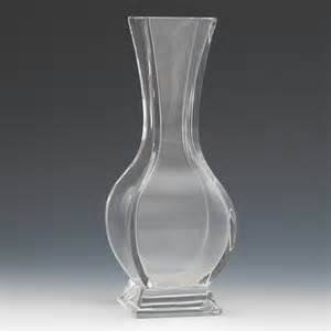 Baccarat Glass Vase by A Baccarat Quot Club Quot Vase 12 12 13 Sold 115
