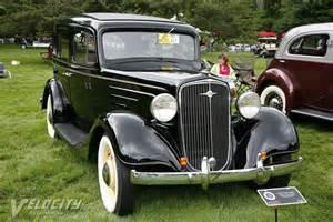 picture of 1934 chevrolet standard 4d sedan