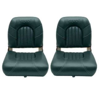 forest green boat seats folding boat seats for sale