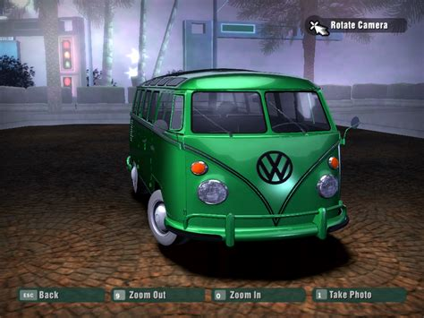 need for speed wagen need for speed carbon volkswagen station wagon deluxe