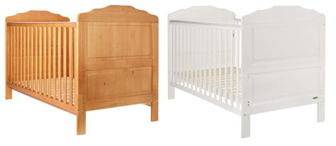 baby cot bed obaby beverley cot bed country pine amazon co uk baby