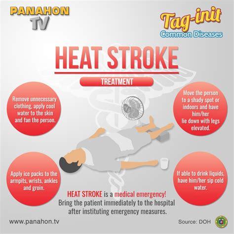 stroke treatment panahon tv 187 infographics