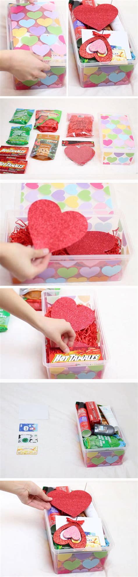 25 romantic diy valentine s gifts for him 2017 diy valentine gift for boyfriend www pixshark com
