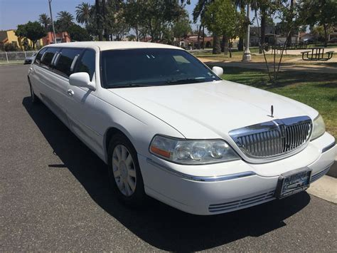 lincoln limo price white 120 inch lincoln towncar limousine