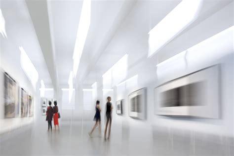 beleuchtung museum beleuchtung museen und ausstellungsr 228 umen le magazin