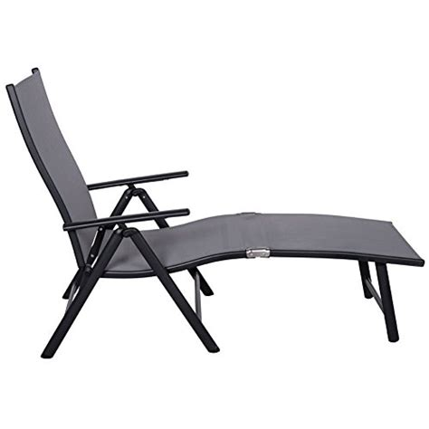 aluminum folding chaise lounge chairs sundale outdoor deluxe aluminum beach yard pool folding