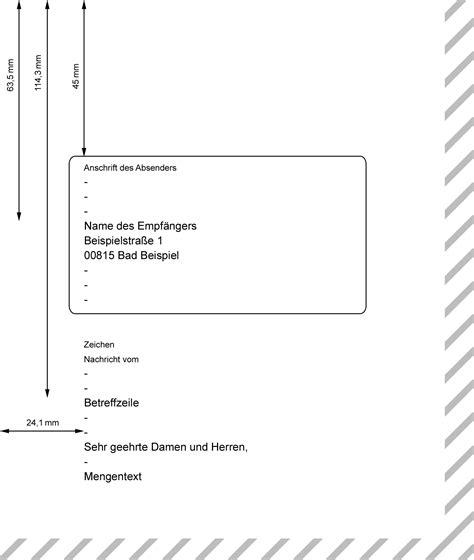 In Design Vorlage Briefbogen ma 223 e f 252 r briefb 246 gestalterkram