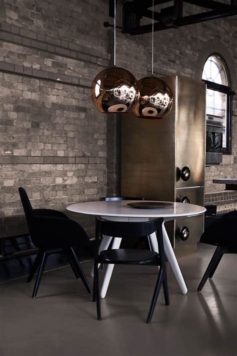 industrial look a kitchen with industrial look designed by tom dixon