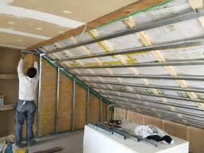 knauf dachausbau dachausbau in langenried kts kress trockenbau systeme