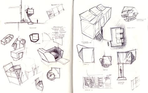 booth design sketch tools of the trade sketchbook life of an architect