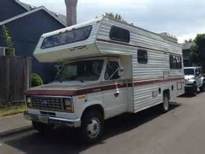 1984 ford econoline motorhome pictures to pin on pinterest