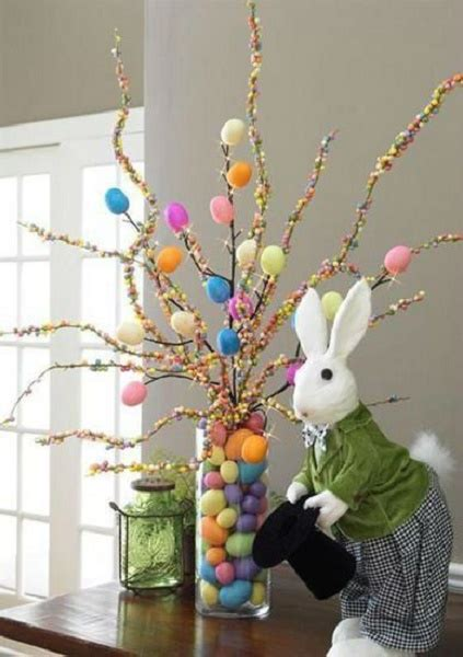 easter decorations ideas creative easter decoration ideas 2017 pink lover