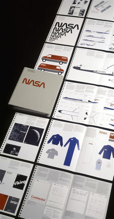 graphic design guidelines nasa graphic standards manual 1976 aisleone