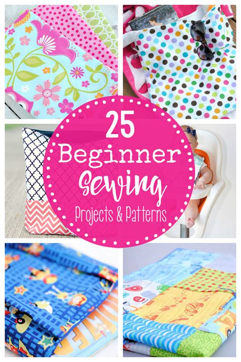 crafts sewing easy to sew projects easy craft ideas
