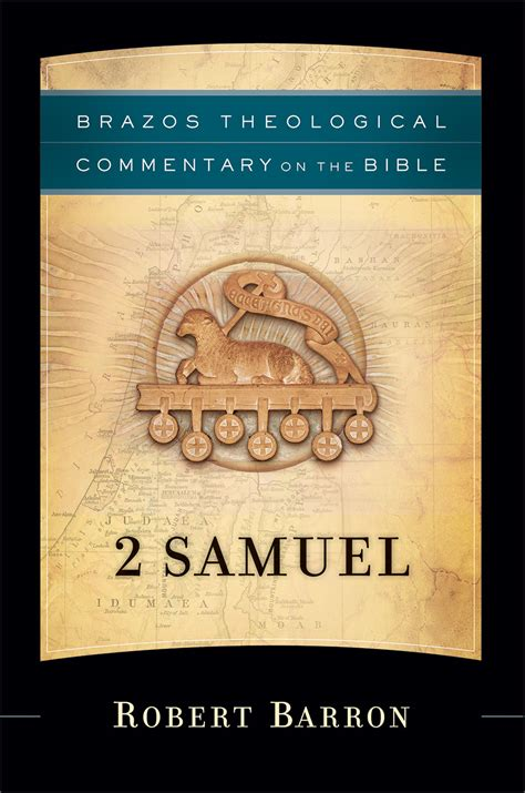 this just in 2 samuel brazos theological commentary on