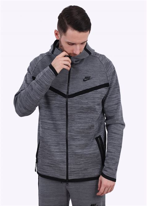 nike tech knit nike tech knit windrunner grey
