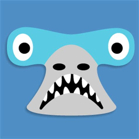 printable shark mask template masketeers printable masks printable hammerhead shark mask