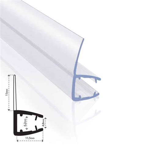 Shower Door Gasket Replacement Replacement Seal Screen Water Deflector Door Shower Cubicle Bath Enclosure Seal Ebay
