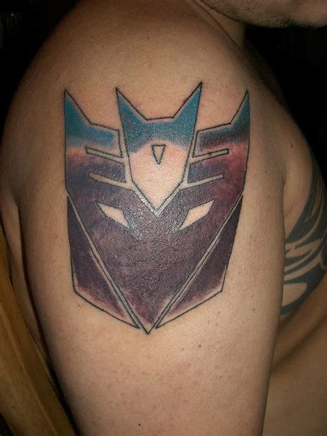 world wide tattoo supply decepticon symbol archive worldwide supply