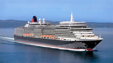 video reveals transformation aboard cunard s queen elizabeth - Cunard Cruise