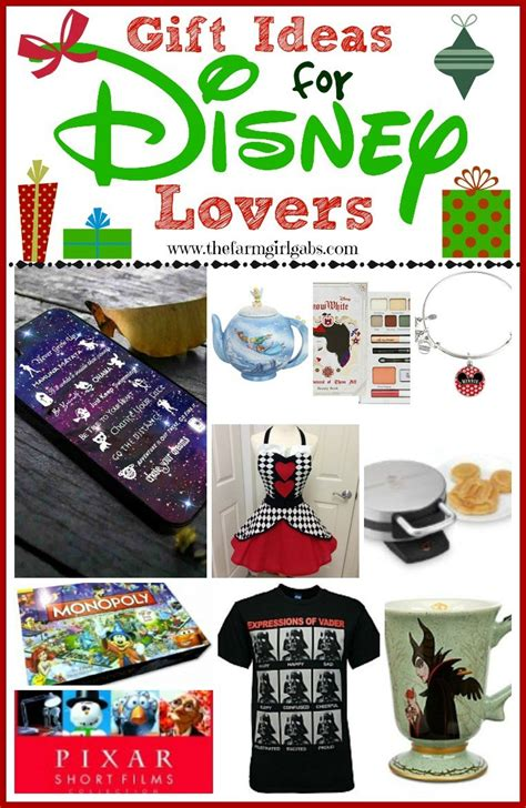 gift ideas for disney lovers www thefarmgirlgabs com