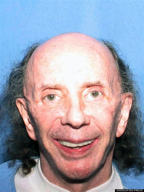 Phil Spectors Defense Is Was Depressed by Phil Spector New Prison Photos Show Toll Of On