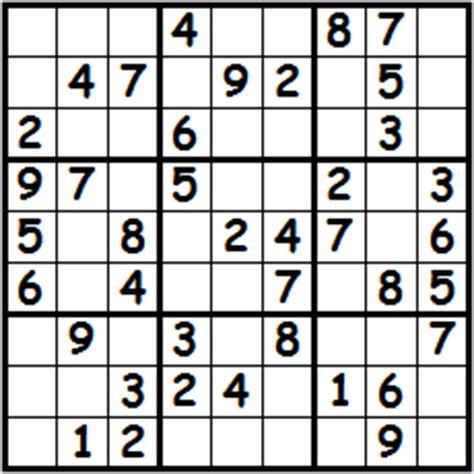 Grille Sudoku by Sudoku Facile
