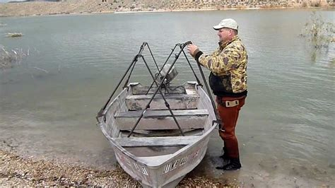 youtube layout boat hunting adjust a blind unique hunting blinds boat blind