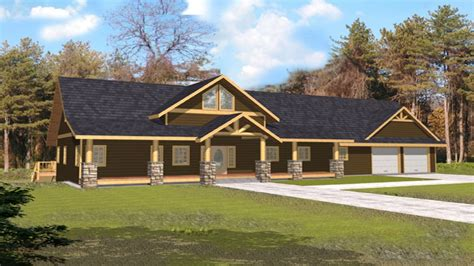 Rustic Farmhouse Plans by Rustic House Plans With Open Concept Rustic House Plans