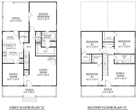 Houseplans Biz House Plan 2014 A The Allendale A