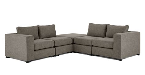 sofas etc mortimer modular corner sofa group chalk grey sofas etc