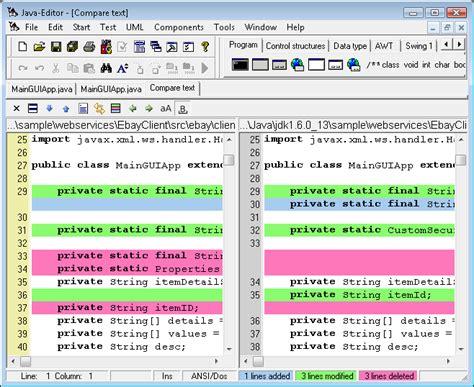 java themes maker software download java editor editor mit allen grundlegenden funktionen