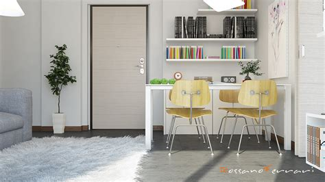 rendering interni rendering interni palazzina residenziale