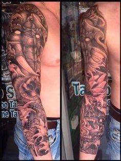 tattoo naga bali garuda bali garuda bali tattoo pinterest arm tattoo