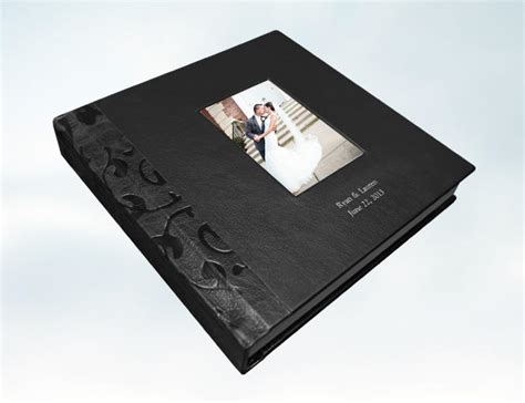 Types of Wedding Album Covers ? Which One will You Choose