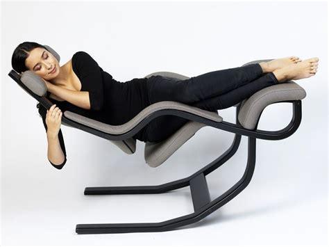 poltrona gravity gravity balans 174 sedia reclinabile ergonomica